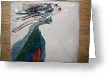 Brenda - Tile Greeting Card