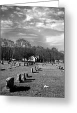 Brentway-cemetery Greeting Card
