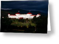 Bretton Woods Greeting Card