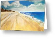 Bribie Island Greeting Card
