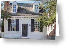 Brick House Tavern Shop Greeting Card