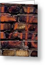 Bricks And Graffiti Greeting Card by Tim Good