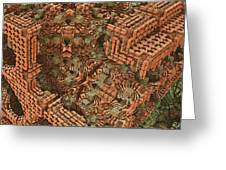 Bricks And Mortar Greeting Card