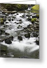 Bridal Veil Outflow Greeting Card