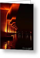 Bridge 1 Greeting Card