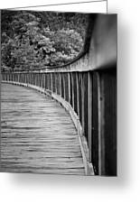 Bridge At Calloway II Greeting Card