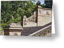Bridge Detail Greeting Card