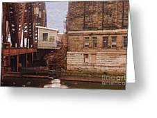 Bridge House Greeting Card