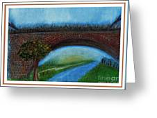 Bridge March Greeting Card