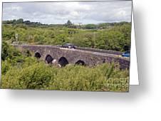 Caragh Bridge Near Killorglin Greeting Card