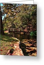 Bridge Of Harmony Greeting Card