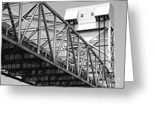 Bridge Willmington Nc Greeting Card