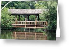 Bridges Of Miami Dade County Greeting Card