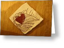 Bridget - Tile Greeting Card
