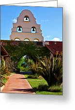 Bridlewood Winery  Greeting Card