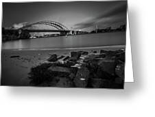 Brienenoordbrug 2 Greeting Card