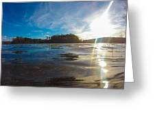 Briery Creek Lake Greeting Card