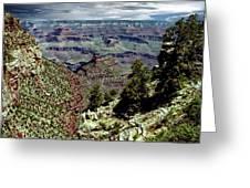 Bright Angel Trail Greeting Card
