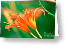 Bright Mother's Day Card Greeting Card