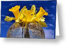 Brighten Your Day Greeting Card