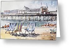 Brighton England Greeting Card