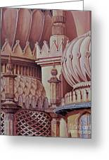 Brighton Palace Greeting Card
