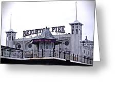 Brighton Project 75 Greeting Card