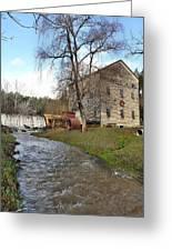 Brightwell's Mill 3 Greeting Card