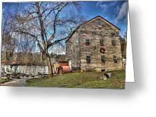 Brightwell's Mill Greeting Card