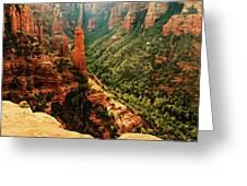 Brins Mesa 07-143 Greeting Card