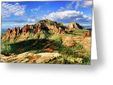 Brins Ridge 04-099pan Greeting Card