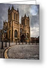 Bristol Cathedral Greeting Card