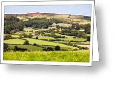 British Landscape Greeting Card