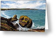 Broad Haven Greeting Card