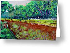 Broadripple Canal Greeting Card
