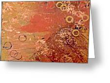 Bronze Oxidation Greeting Card