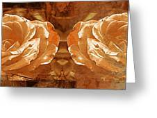 Bronzed Greeting Card