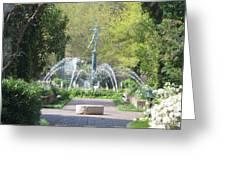 Brookgreen Gardens 3 Greeting Card