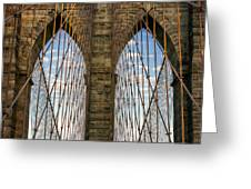 Brooklyn Dreams Greeting Card