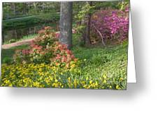 Brookside Gardens 8 Greeting Card