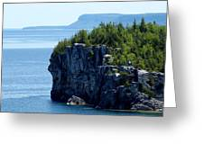 Bruce Peninsula National Park Greeting Card by Cale Best