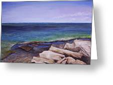 Bruce Peninsula Greeting Card