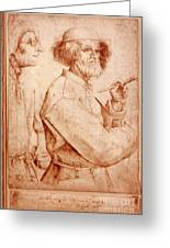 Bruegel: Painter, 1565 Greeting Card
