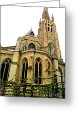 Bruges 15 Greeting Card