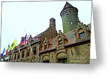 Bruges 24 Greeting Card