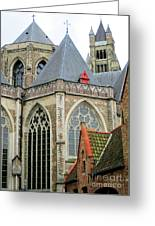 Bruges 26 Greeting Card