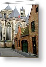 Bruges 27 Greeting Card