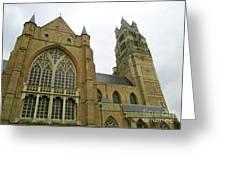 Bruges 29 Greeting Card