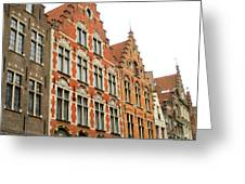 Bruges 38 Greeting Card