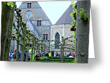 Bruges 8 Greeting Card